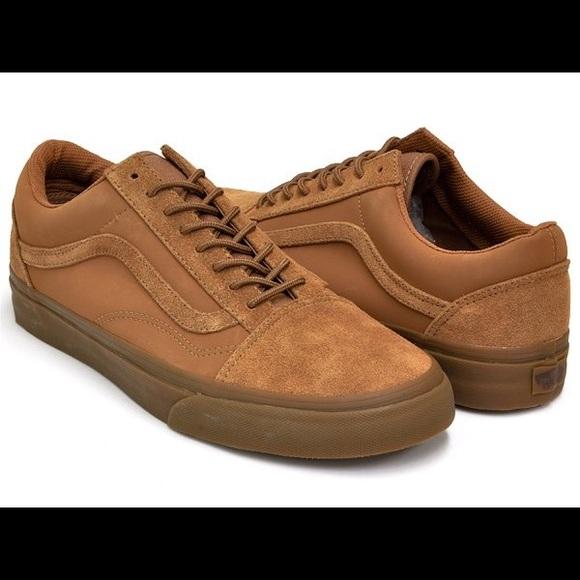6cff118662db NEW Vans Old Skool Suede Buck. M 5bf49714194dadb4d72cf718
